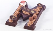 Chocoladeletter Puur afbeelding
